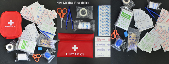kit medical trusa cutremur