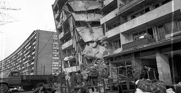 Pregatiti-va de cutremur si asigurati-va ca aveti o trusa de supravietuire